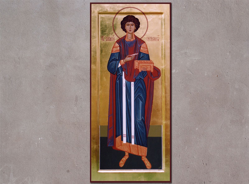 The Holy Great Martyr Panteleimon